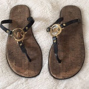 Loved Micheal Kors Sandals